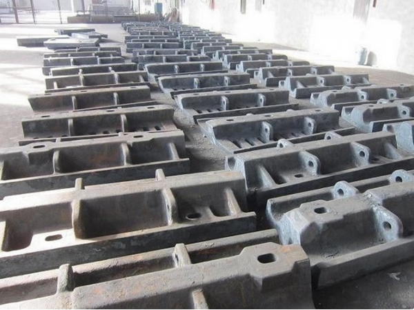 Изготовление отливок из износостойкой стали 110Г13Л. Литье 110Г13Л