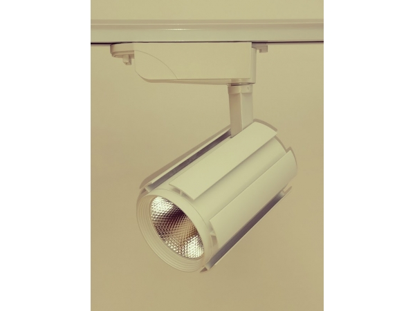Трековый  светодиодный светильник FAZZA M125 25W