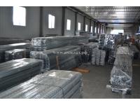 Изготовление под заказ стеллажей для склада паллетные