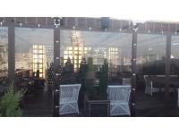 Защитные шторы (мягкие окна) для беседки, веранды, террасы