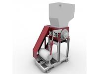Дробилка для измельчения полимеров