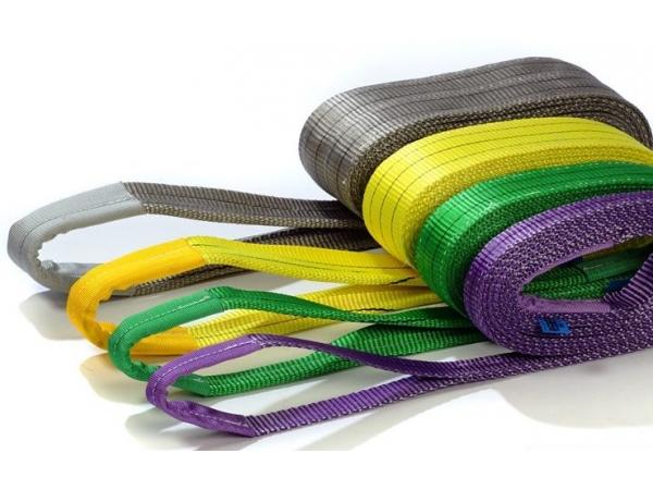 Стропы грузовые текстильные (ленточные) от 1тн до 15тн
