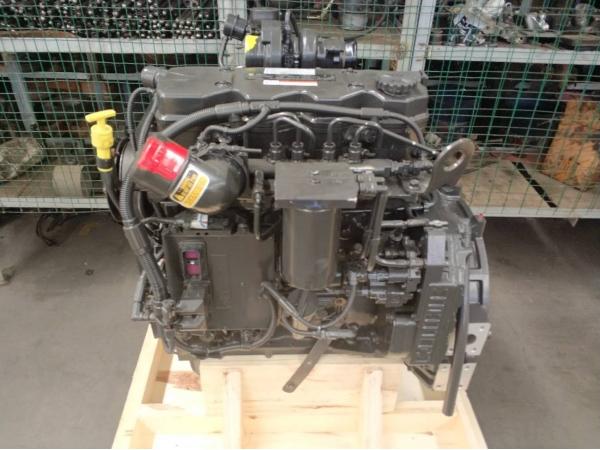 Двигатель Cummins QSB4.5 Евро-3 (110 л.с.) на колёсную автотехнику