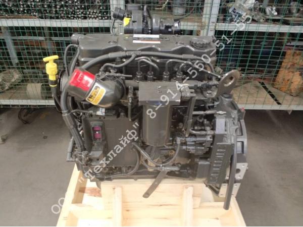 Двигатель Cummins QSB4.5 Евро-3 (110 л.с.) на грузовик, автобус, внедо