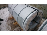 Рулон нержавеющий AISI 304 2B 1,0x1500мм