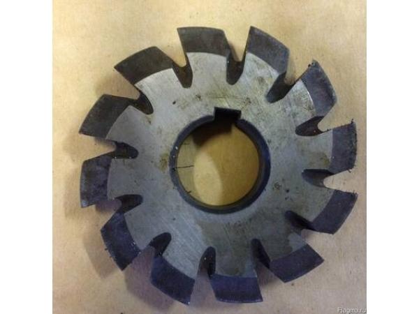Фрезы дисковые модульные зуборезные М 4,25