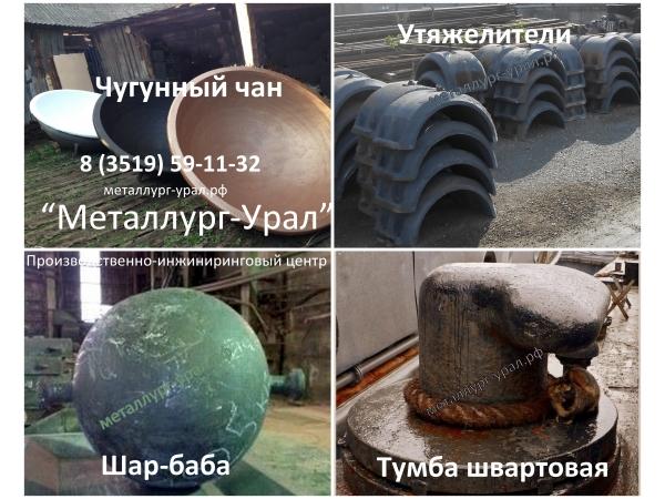 Оборудование, материалы, запасные части для металлургии, литье