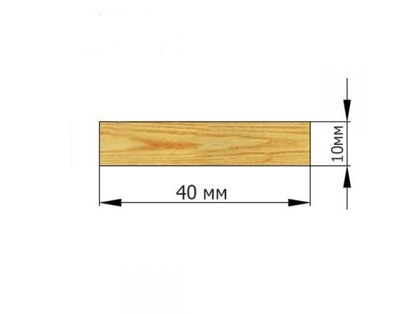 Рейка влагостойкая по 10000 руб за куб.