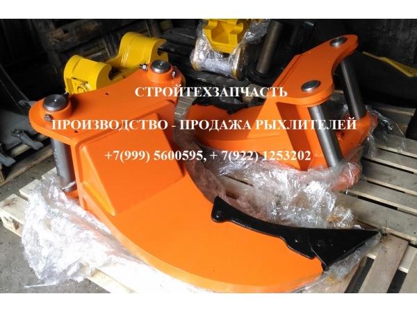 Клык-рыхлитель на Doosan DX300LCA, Doosan SOLAR 340LC-V