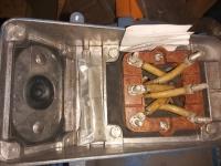 Электродвигатель А200L6 30кВт/975об «Элдин»