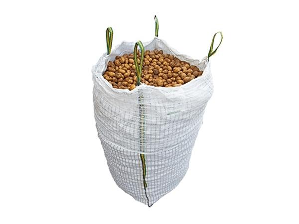 Вентилируемые биг-бэги для овощей и фруктов.