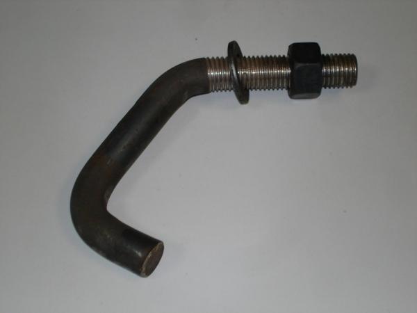 Производство крюки стяжные рельс КР100, КР80, КР70.
