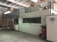 Автоматический окрасочный станок Giardina 601 (Италия) 2008 года