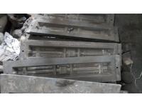 изложница чугунная для литья алюминия в наличии