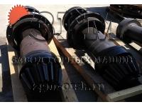 Вал приводной 1-112900сб для КСД/КМД 1200 Т(Гр).