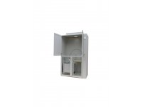 Шкаф для переливания кислот ШПК, 1400x600x1900 мм