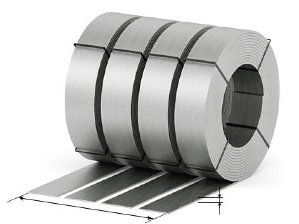 Услуга раскроя рулонной стали на штрипс