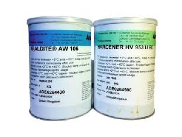 Клей эпоксидный ARALDITE 2011 AW 106/отвердитель HV 953 (1 кг/1 кг)