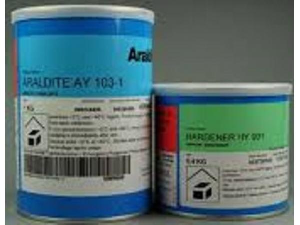 Клей эпоксидный ARALDITE AY103-1 (1,1 кг)/отвердитель HY991 (0,4 кг)