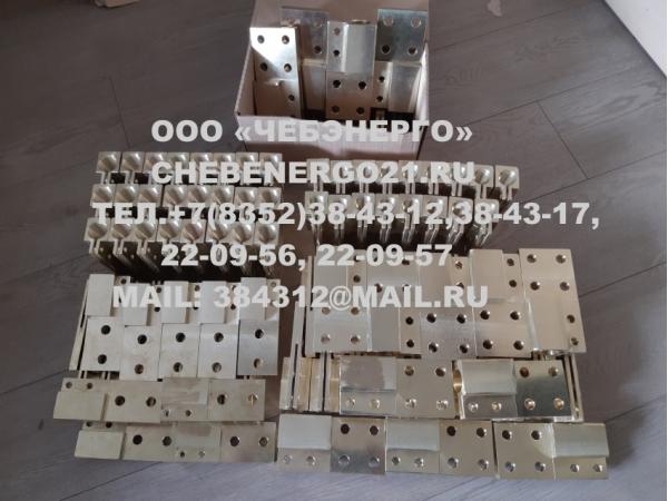 Зажим контактный М12х1,75 к ТМ(ТМГ) 160 кВА