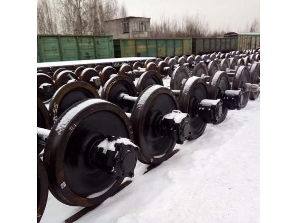 Продаем НОНК колесные пары для грузовых вагонов (УВЗ)