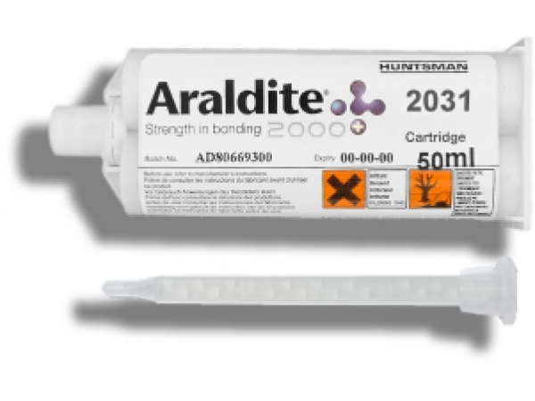 Клей эпоксидный ARALDITE 2031 (50 мл)