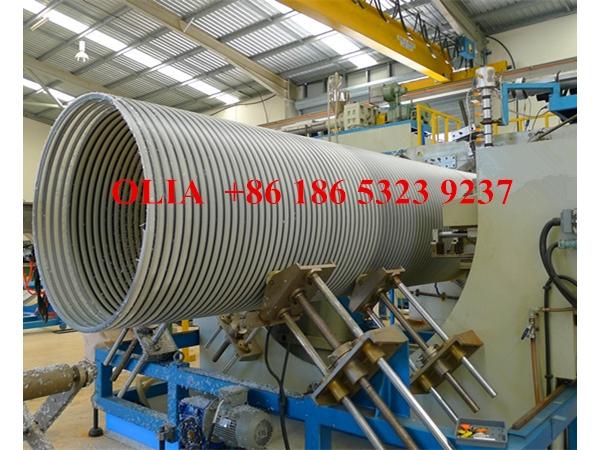 Линия по производству спиральновитых полиэтиленовых труб