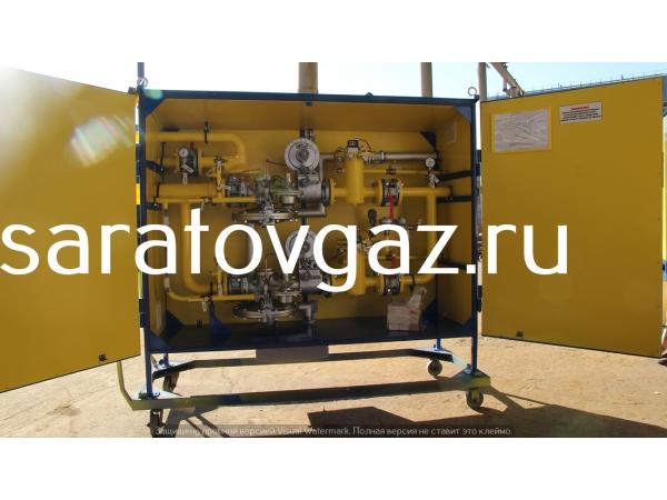 Производство : газорегуляторный ГСГО-100-03 . Срок изготовления 3-5 дн