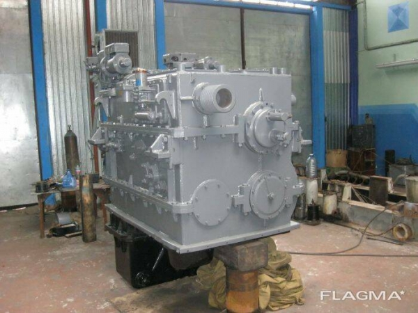 Капитальный ремонт гидропередачи УГП750/1200М