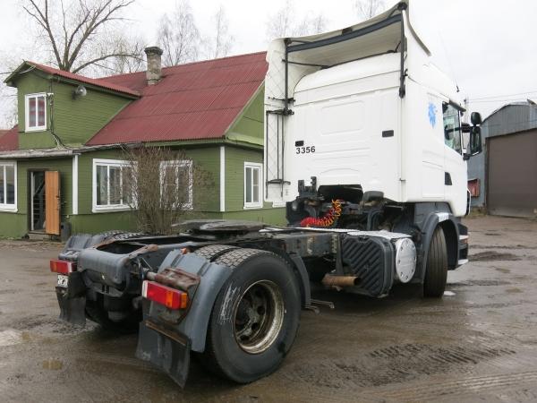 Тягач Scania R420LA 4X2MNA, 2008