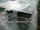 Трубы нержавеющие  шлифованные AISI 304 30х10х1,5  и  50х25х1,5