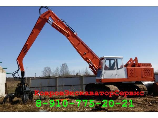КовровЭкскаваторСервис предлагает Перегружатель Ковровец ЭО-4225А-06
