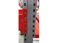 Рама сборная для стеллажей  серии Р 100 1,5 мм