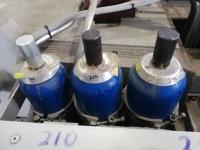 Гидроаккумуляторы Olaer 2,5 литра 350/690 бар