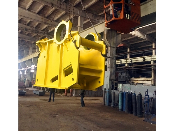 Корпус дробилки станина щековой дробилки смд110а цена завода