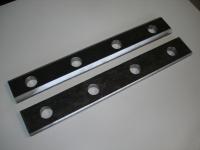 Накладка стыков крановых рельс РС3, РС4, РС5, РС6.