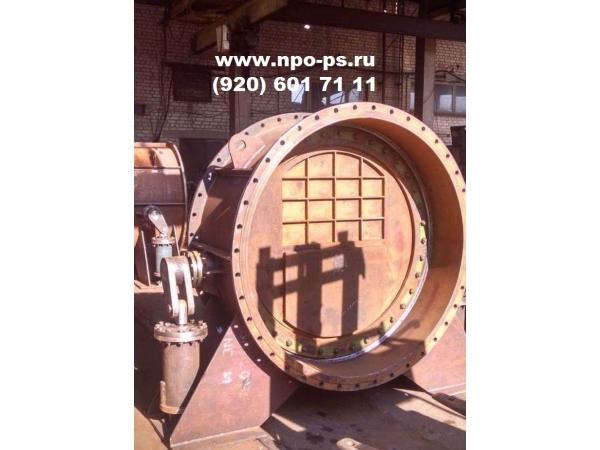 Клапаны обратные поворотные (КОП) стальные, ЛС и НЖ... производим