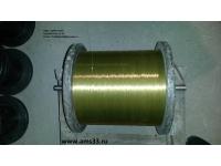 ЛАТУННАЯ ПРОВОЛОКА Л63 ф0,5 мм; ф0,8 мм; ф1,0 мм; ф1,5 мм; ф2,0 мм ГОС