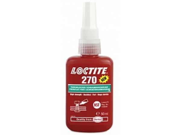 Loctite 270 Анаэробный фиксатор резьбы высокой прочности (постоянная ф