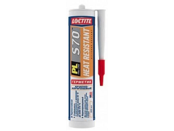 Loctite PL S70 герметик силиконовый высокотемпературный 300 мл