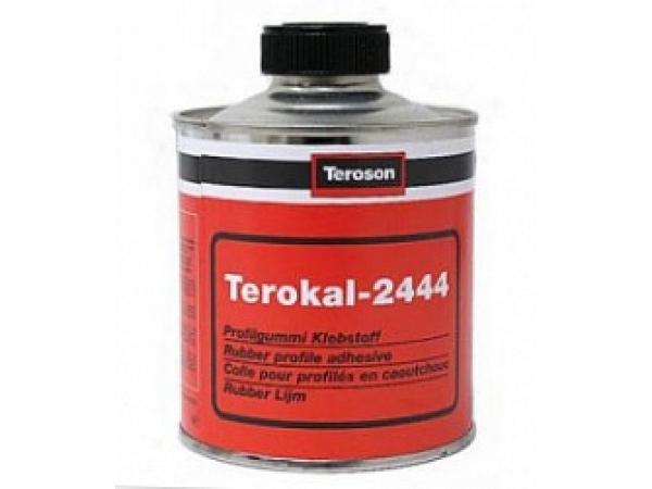 Terokal 2444 - контактный клей для резиновых профилей, эластичных пен