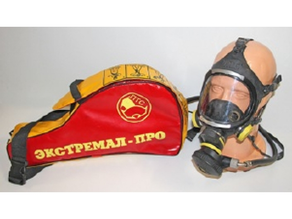 Самоспасатель со сжатым воздухом Экстремал ПРО-D
