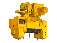 Электротельфер, таль электрическая 500 кг 6 м. Болгария