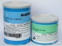 Клей ARALDITE 2004 (AV 138M (1 кг) /отвердитель HARDENER HV 998 (0,4 к