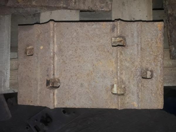 Подкладка Д43, б/у ГОСТ 7056-77 по 43 000 руб./т