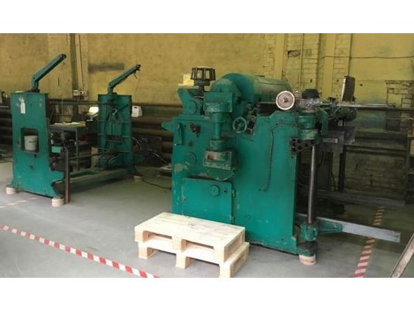 Листорезальная машина 2ЛР-120