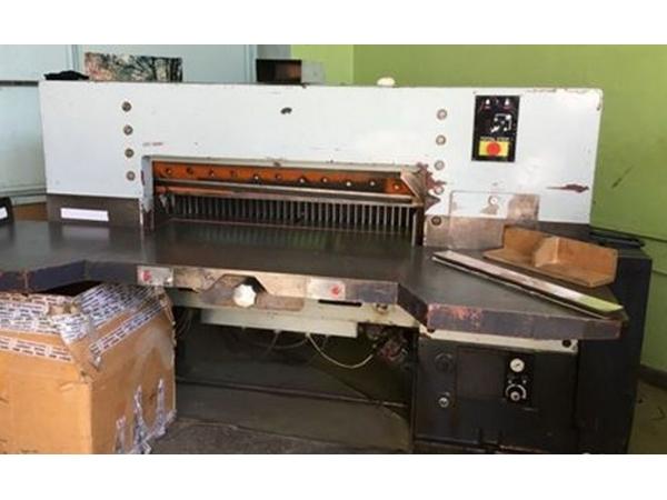 Бумагорезательная машина ADAST MAXIMA MS-115