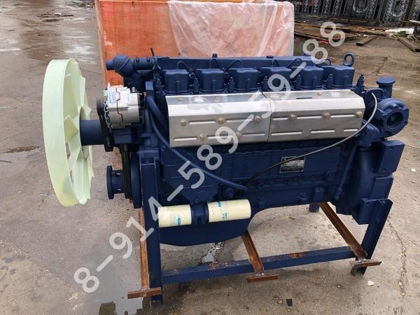 Двигатель Weichai WD615.50 290 л.с. Евро-2 для Shaanxi SX3254 F2000, S
