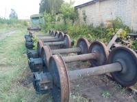 Колесные пары 72 шт. Камышта (Красноярский край)