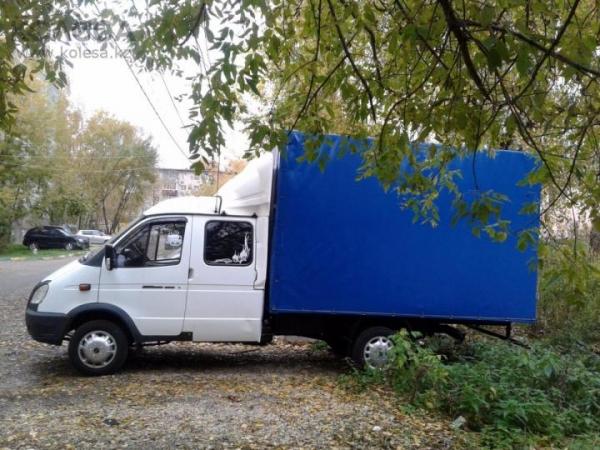 Заказать грузоперевозку газель в Нижнем Новгороде